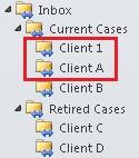 client a